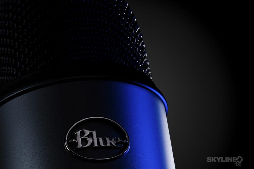 Blue Yeti Product Photography