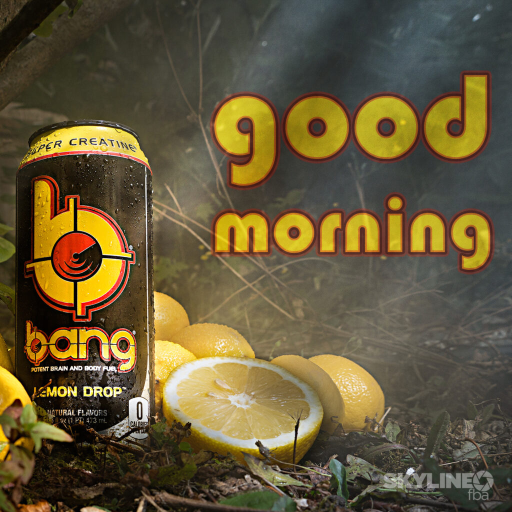 Bang Energy: Good Morning