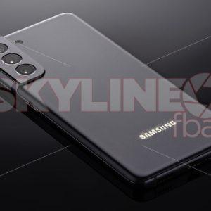 Samsung Galaxy S21 Smartphone - Skyline FBA