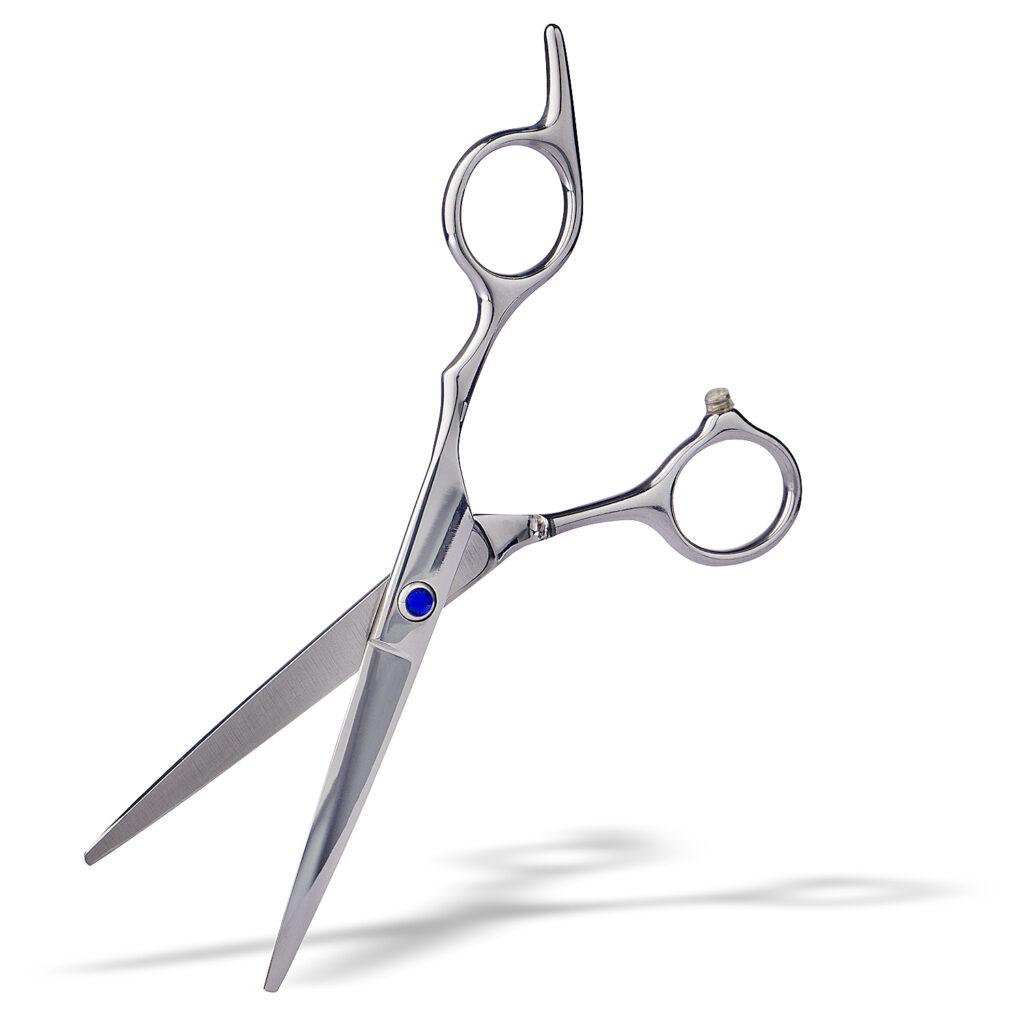 Floating Barber Scissors