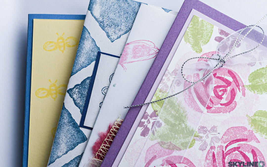 How to Style Greeting Cards in Product Photography